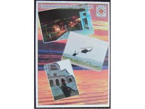 Cartolina P.M.Brigata Pozzuolo del Friuli-Albania
