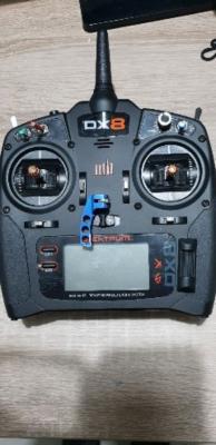 DX8 Spektrum radiocomando