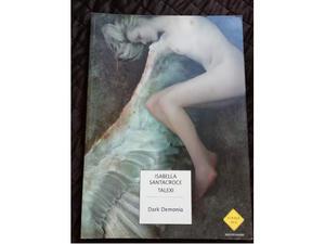 Dark Demonia di Isabella Santacroce libro illustrato