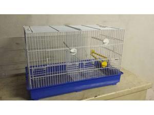 Gabbia per uccellini e canarini nuova