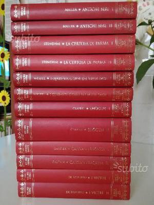 I grandi classici del romanzo storico