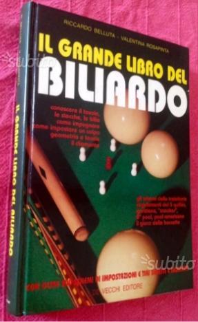 Il grande libro del biliardo Belluta