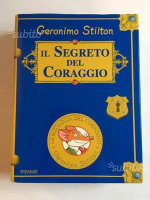 Il segreto del coraggio - Geronimo Stilton