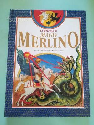 La leggenda di Mago Merlino