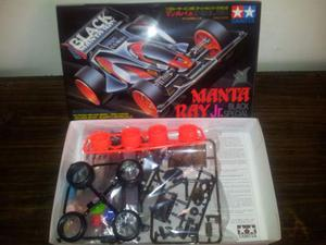 Tamiya mini 4wd manta ray jr junior black special