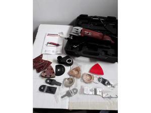 VibraRazer Multiutensile con valigetta e accessori originale