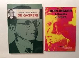 Berlinguer e De Gasperi