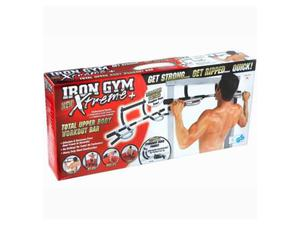 Iron Gym - Barra Xtreme - Decathlon - come nuova