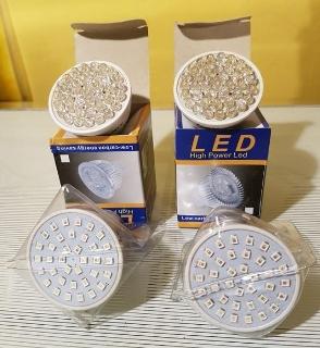 Lampade led basso consumo per piante