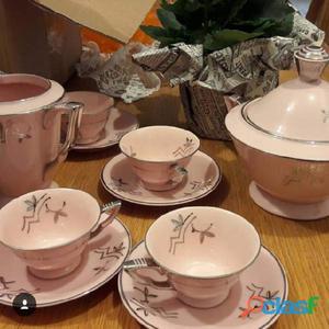 Servizio Vintage da caffè 12 tazze completo