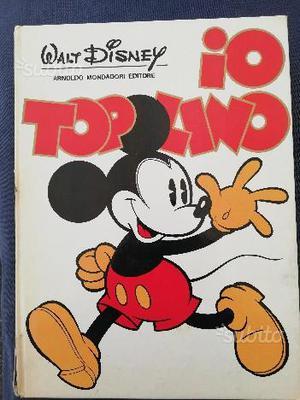 Topolino Walt Disney anni  regalo