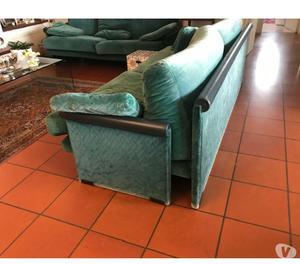 Vendo due divani Saporiti Italia