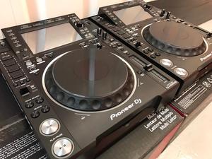 2x Pioneer CDJ-NXS2 + 1x DJM-900NXS2 mixer ===  EUR,