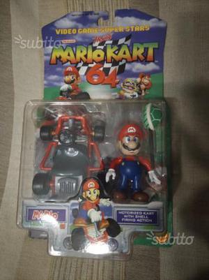 Action figure di Mario Kart