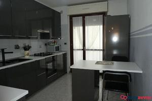 Appartamento quadrilocale 98 mq, citta metropolitana di