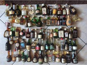 Collezione mignonettes liquori