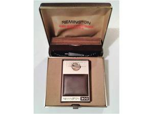 Rasoio Elettrico Vintage Remington Selectric 300 Deluxe