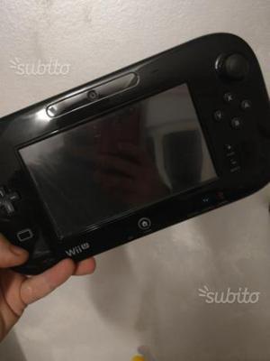 Wii U con gioco e garanzia