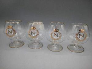 Bicchieri pz. 4 napoleon