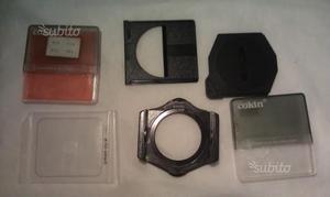 Set filtri kokin per macchine foto anche digitali