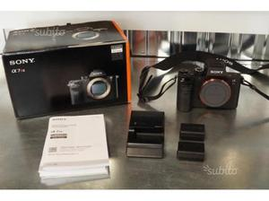 Sony A7r II EX DEMO 42.4MP 4K Stabilizzata 5 Assi
