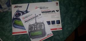 radio Hitec aurora 9