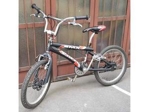 Bici bmx fausto coppi rossa/nera