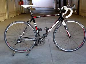 Bici corsa rodman telaio carbonio