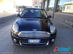 MINI Cooper One D diesel in vendita a San Michele Salentino