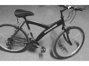 MTB Nuova mountain bike Conquer mai usata
