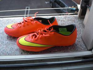 Scarpe calcio x calcio a 5 Nike Mercurial nuove di zecca!