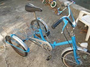 Vendo bici a 3 ruote.bici da corsa.graziella è altre
