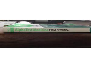 Alpha test medicina odontoiatria veterinaria
