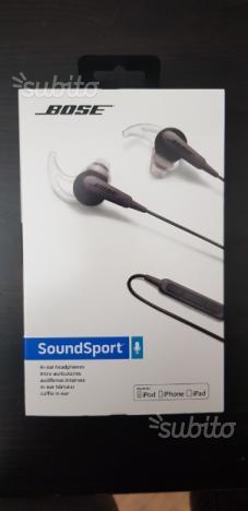 Cuffie Bose SoundSport In-Ear Apple Iphone Ipad