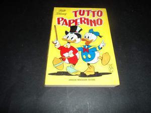 I classici di WALT DISNEI I serie TUTTO PAPERINO eccellente!