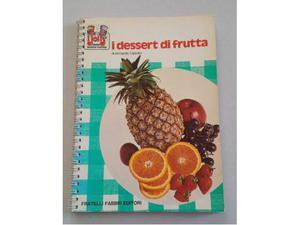 JBC - I dessert di frutta
