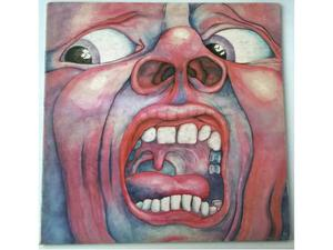 King Crimson - In The Court Of The Crimson King LP ITALY