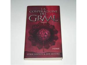 Libro la cospirazione del graal - stupendo! 1a2b3c
