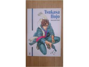 Tsukasa Hojo artbook