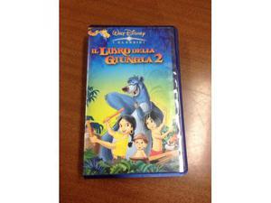 Videocassetta Il libro della giungla 2 originale