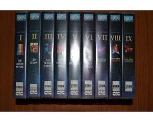 Videocassette Star Trek