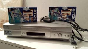 Videoregistratore Sony VHS