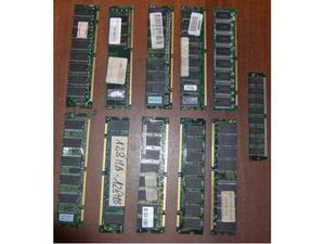 Banchi di memoria vari tipi vintage