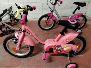 Bicicletta Bambina 3-5 Anni DECATHLON