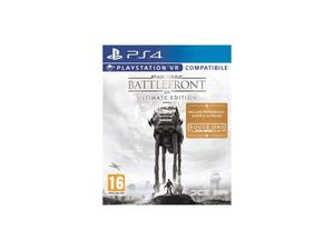 Electronic arts ps4 - star wars battlefront ultimate edition
