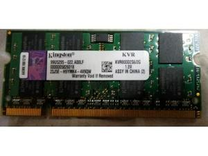 Memoria RAM originale KINGSTON DDR2 DA 2GB