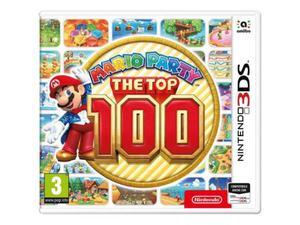 Nintendo n3ds - mario party the top 100