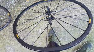 Ruote Mavic Bici da corsa R-SYS SLR
