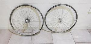 Ruote per bici da corsa con mozzi record