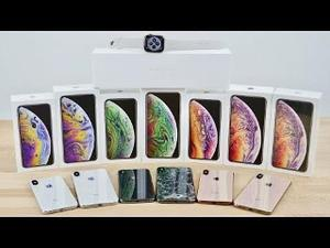 Stock Apple iPhone Xs iPhone Xs Max iPhone X PayPal e Bonifi